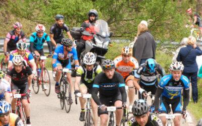 Cambio de recorrido para la mejora de la seguridad de los participantes