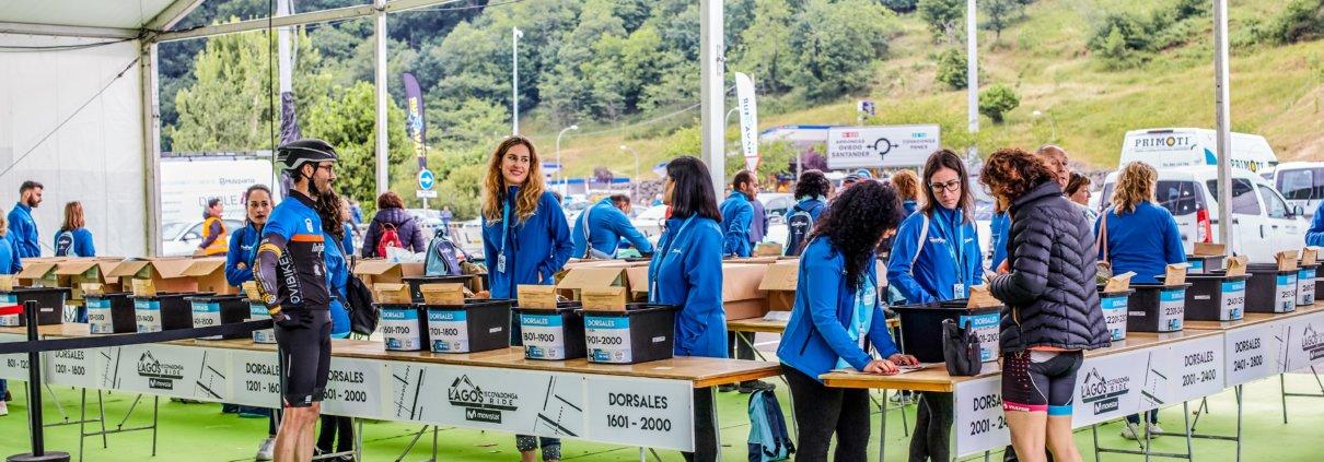 Experiencia premium en Desafío Lagos de Covadonga by Movistar